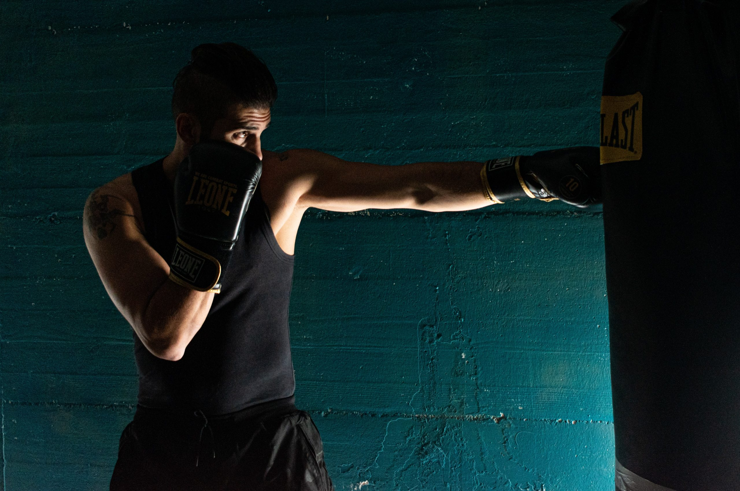 MrGreen Gym boxing